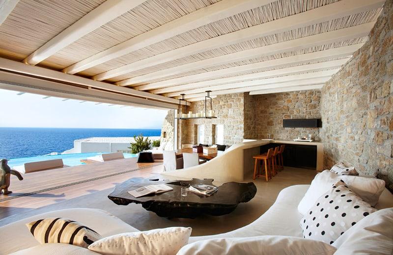 Cavo Tagoo Great Cosmopolitan Luxury Suite Hotel in