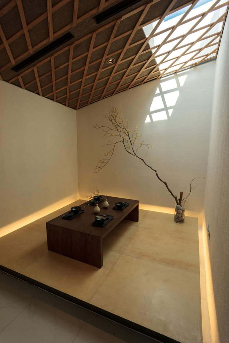 Korean Living Room Interior Design