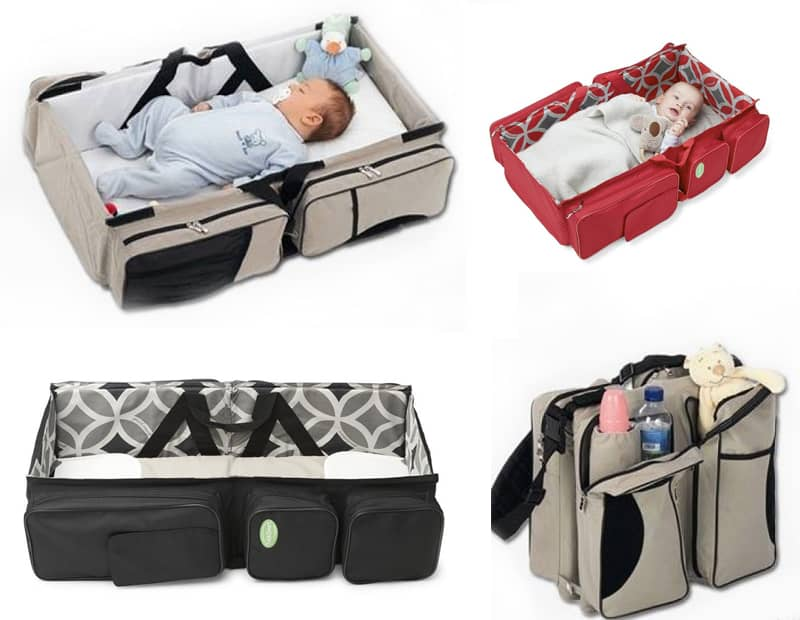 4 Creative Baby Carriages and Strollers