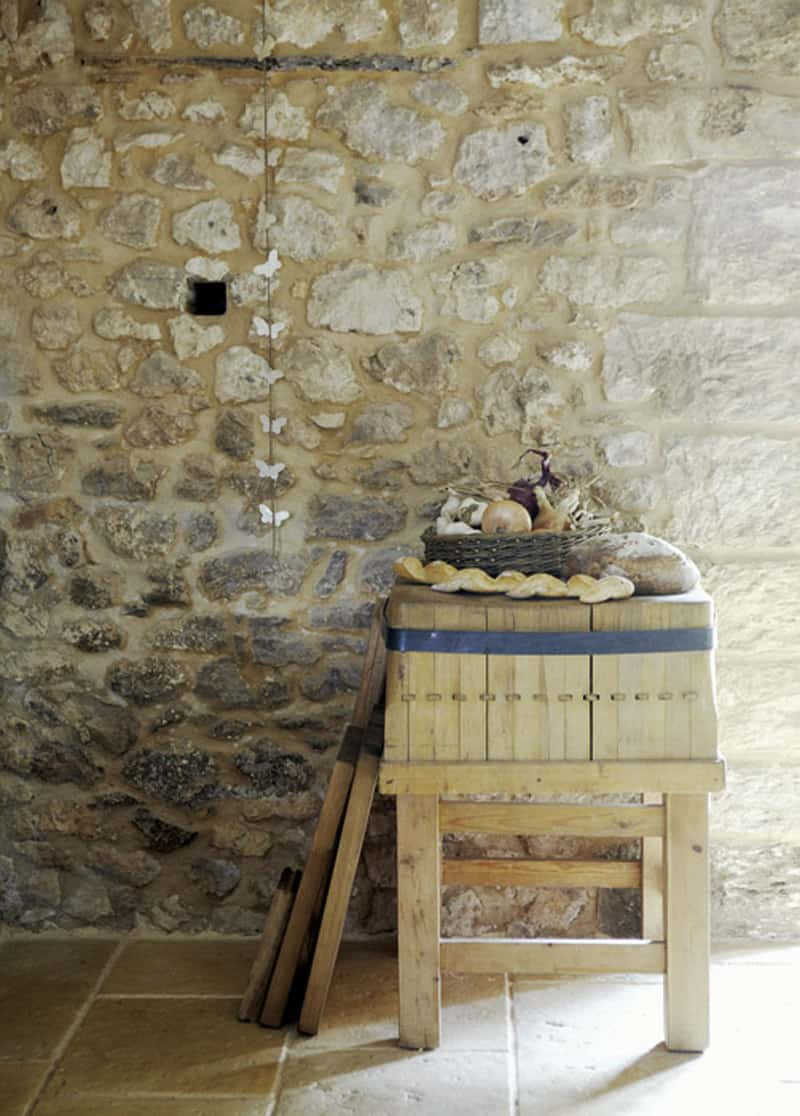 Precious Stone Old Farmhouse With Shabby Chic Details France