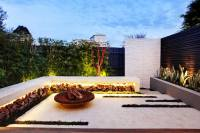 Contemporary Backyard Design by Signature-landscapes