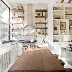 Kitchen Open Shelves Rugs For Area 35 Bright Ideas Incorporating In Shelving Designrulz 1