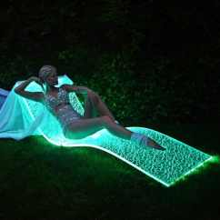 Pool Floating Lounge Chair Etsy Folding Covers Lumiluxe Led By The German Company Bemoss