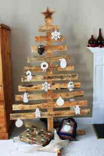 Ideas Of Make Wood Pallet Christmas Tree