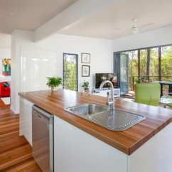 Kitchen Layout Ideas Handles For Cabinets One Bedroom Granny Flat By Baahouse + Baastudio