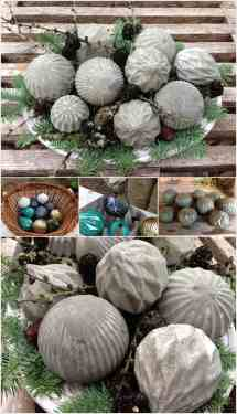 Diy Concrete Projects Stylish Decorative Items