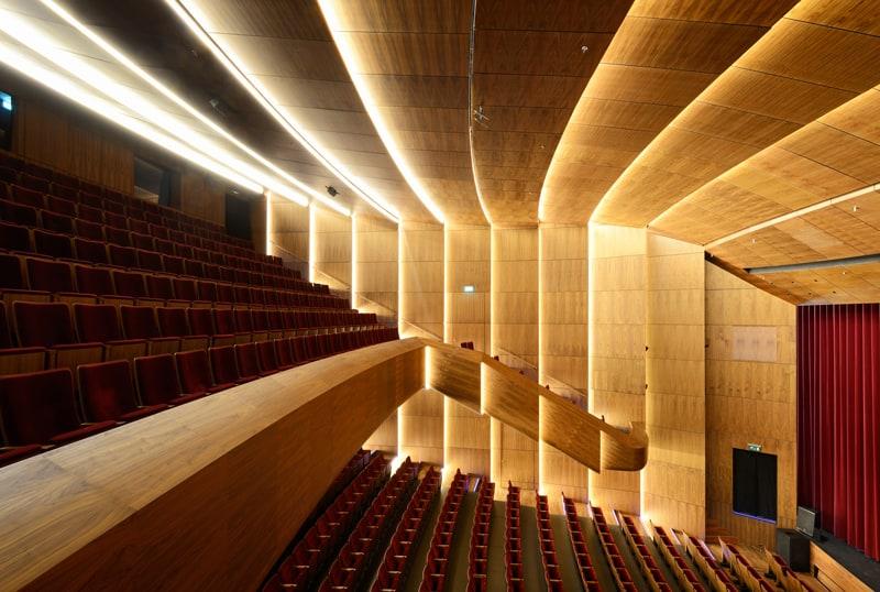 Kunstcluster Nieuwegein Modern Theater And Arts Center