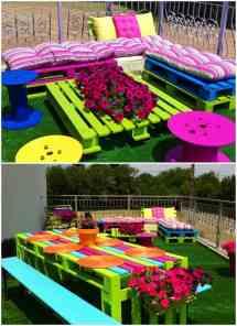 DIY Recycled Garden Ideas