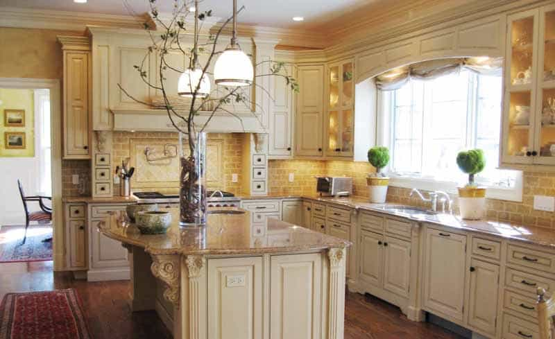 kitchen windows how to build cabinets 40 kitchens with large or floor ceiling designrulz 2