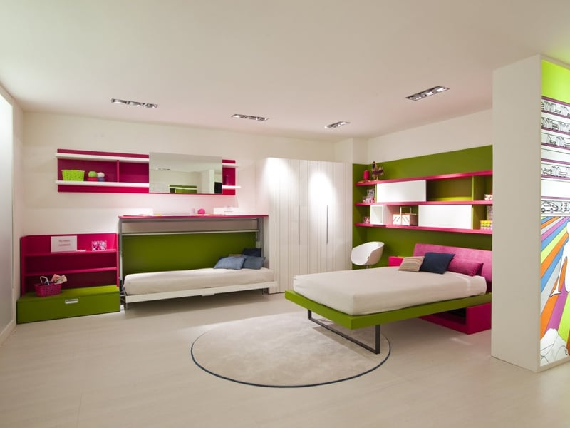 30 Transformable Kids Rooms with this Amazing Space Saving