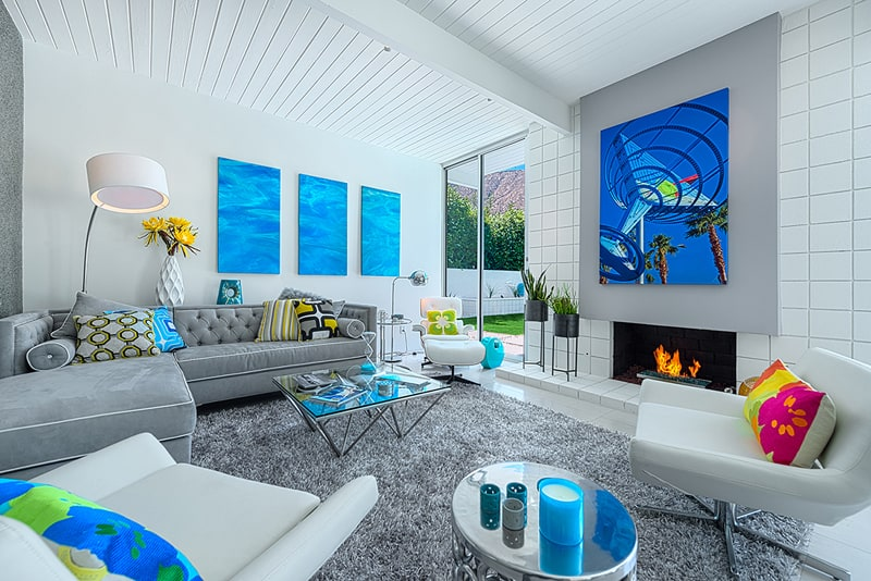 10 Relaxing Living Rooms With Gorgeous And Modern Sofas