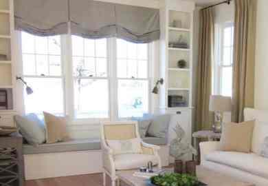 Ideas About Window Seat Cushions On Pinterest