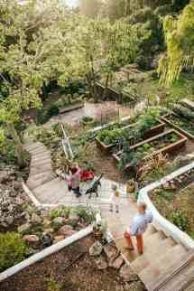 Landscape Design Sloped Backyard Ideas