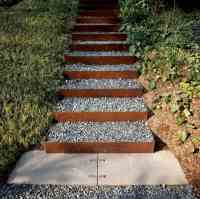40 Ideas of How To Design Exterior Stairways