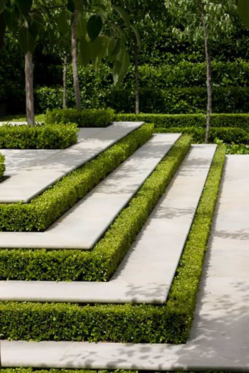 40 Ideas Of How To Design Exterior Stairways | Outside Entrance Stairs Design | Landscaping | Front Yard Stair | Cool | Upstairs | Simple