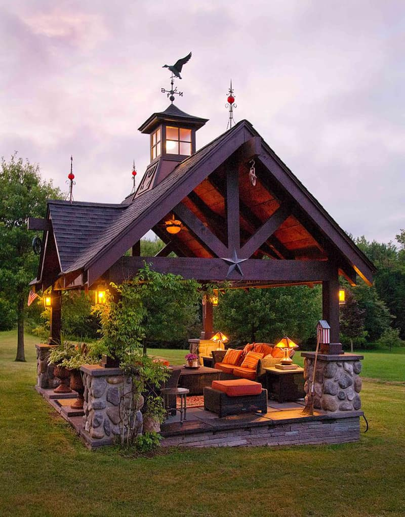 Best Outdoor Fire Pit Seating Ideas DesignRulz