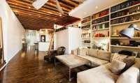 25 Modern Interiors with Exposed Ceiling Beams
