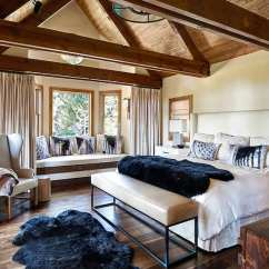 Modern Look Living Room Cool Colors For Paint 25 Interiors With Exposed Ceiling Beams