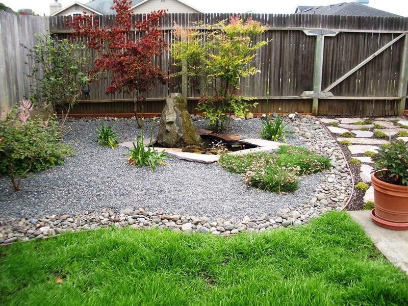 20 Cheap Landscaping Ideas For Backyard DesignRulz