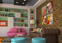 20 Chic Interior Designs Inspired by Pop Art