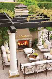 Lovely Mediterranean Outdoor Spaces Design