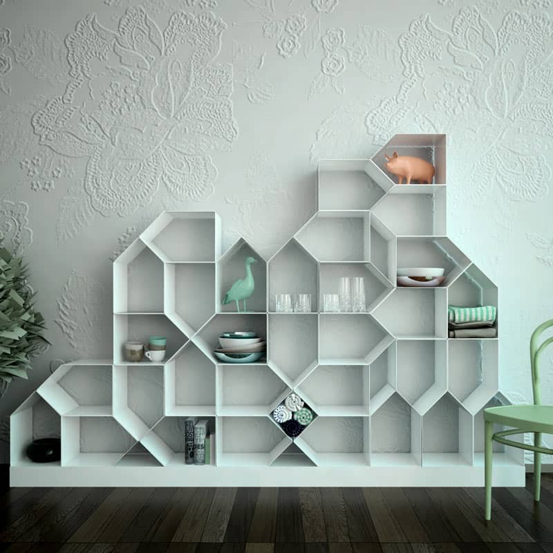 3d Bookcase Wallpaper 10 Furniture Design Ideas Modular Bookcase For Living Room