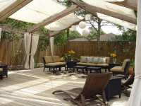 25 Warm and Cozy Rustic Outdoor Ideas To Decorate Your ...
