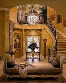 Elegant Foyer Interior Design