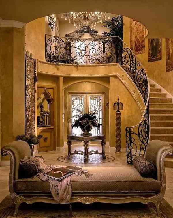 Elegant Foyer Interior Design