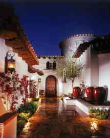 Spanish Homes Inspiration
