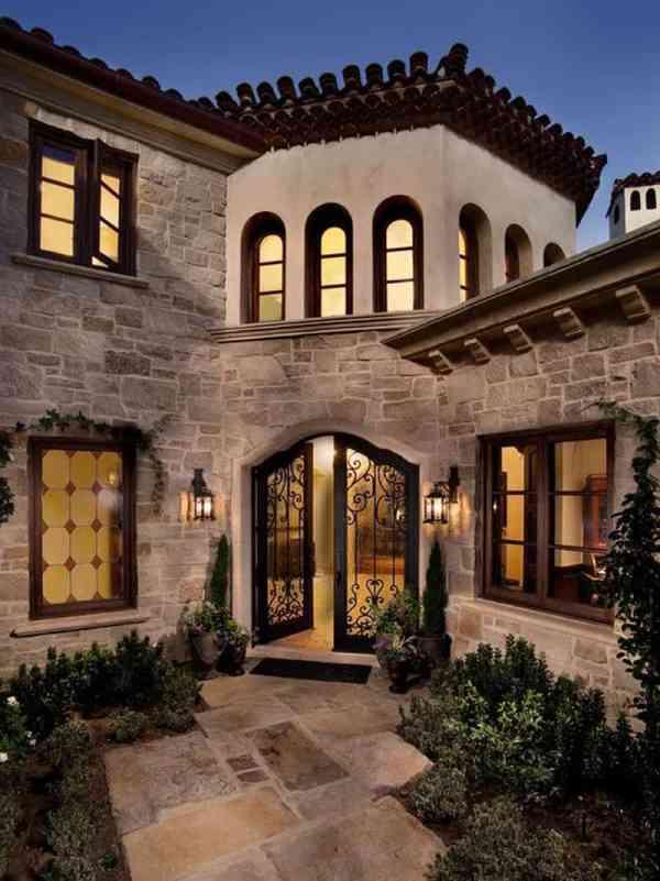 Mediterranean Home Design