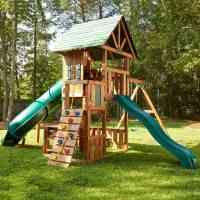 Backyard Playground and Swing Sets Ideas: Backyard Play ...