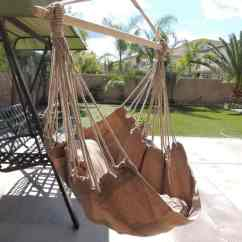 Rope Chair Swing Amazon Dining Chairs 15 Outdoor Chaise Lounges That You Can Buy Right Now!
