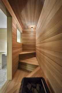 Sauna Design Ideas