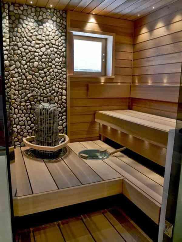 Indoor Sauna Design Ideas
