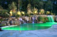 30 Beautiful Swimming Pool Lighting Ideas