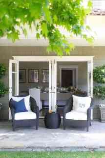 Outdoor Spaces Linger Summer