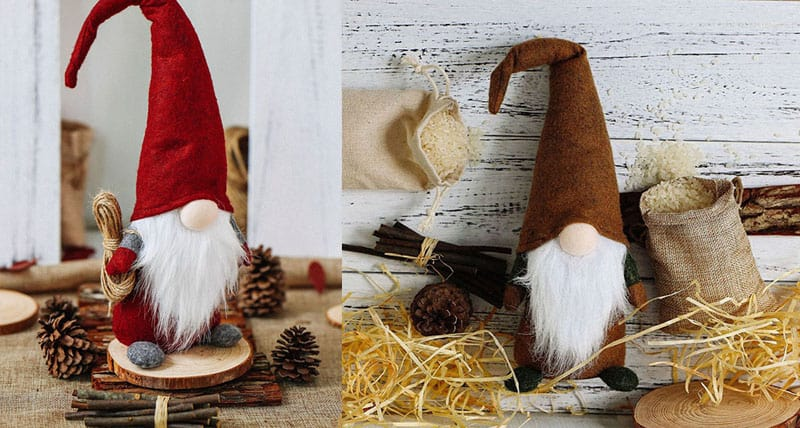 These Handmade Swedish Tomte Dolls Are Welcome Any Time Of
