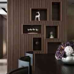 Wall Decorations For Living Room India Tiles Designs 30 Wood Partitions That Add Aesthetic Value To Your Home