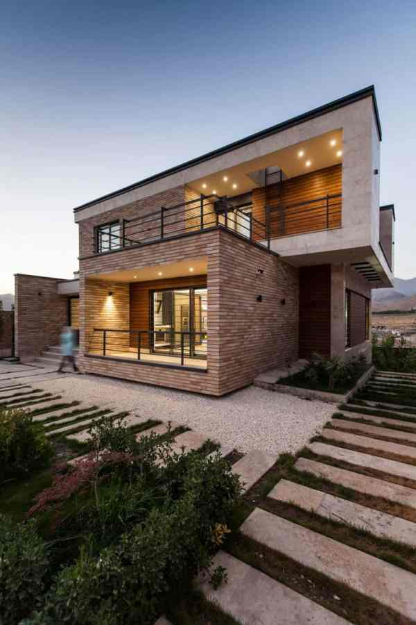 Latest Beautiful Modern Homes In Iran