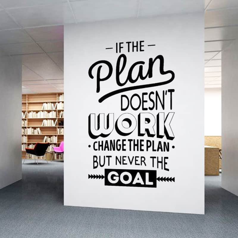 Office Wall Quotes Will Make You Enjoy Work More