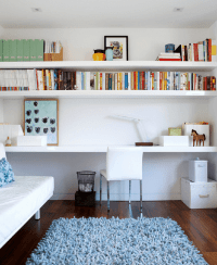 50 Amazing Floating Shelves to Create Contemporary Wall ...