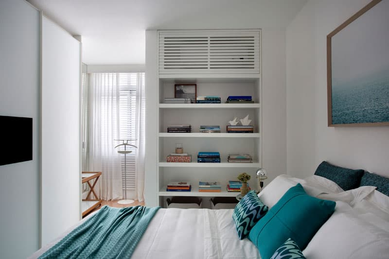 How to Hide The Air Conditioner Unit With Style