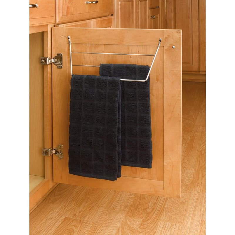 kitchen towel bar 5th wheel bunkhouse outdoor 17 examples of holder make the most your