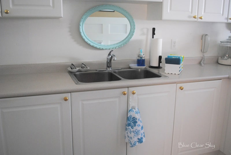 towel holder make the most of your kitchen