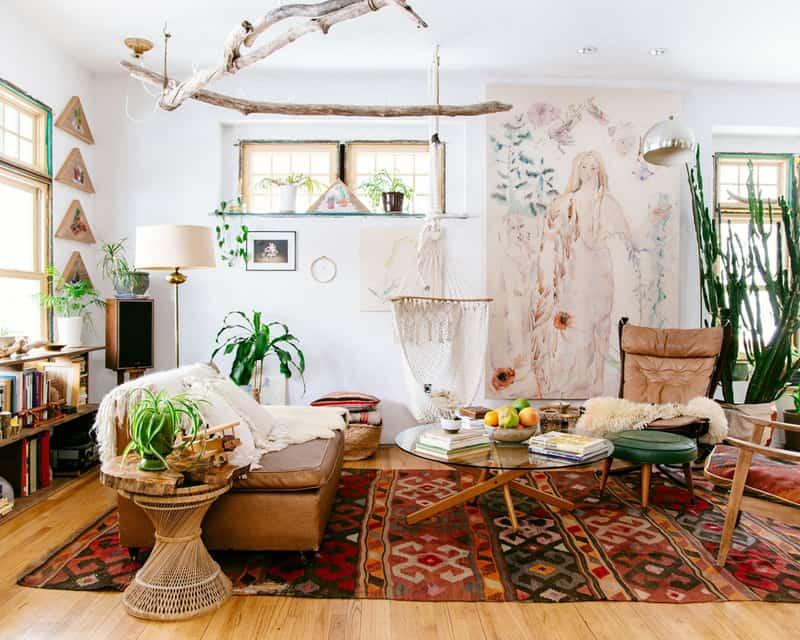 Decoration Chambre Hippie Chic - Décoration de maison idées de ...