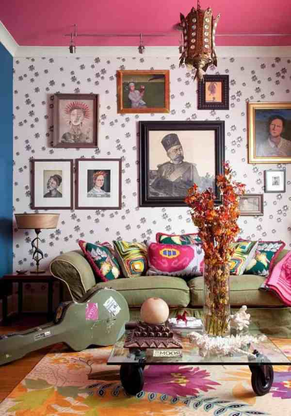 Comprehensive Bohemian Style Interiors Guide In