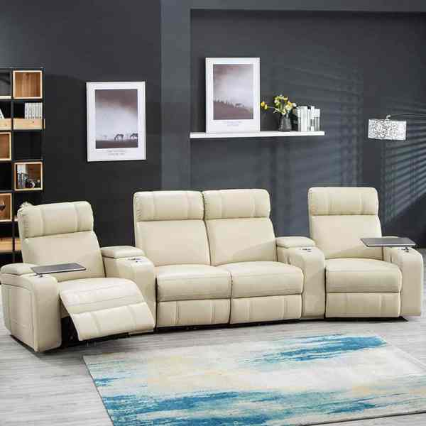 9 Home Theatre Seatings With Pros & Cons