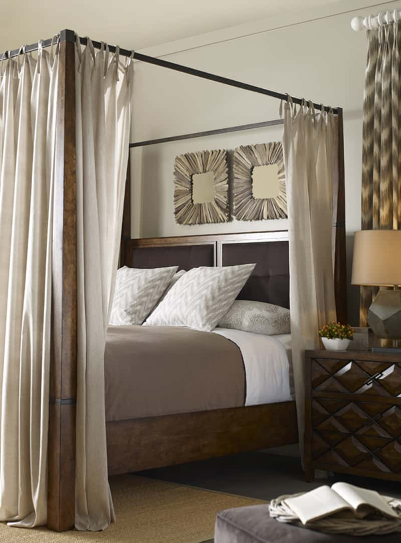 25 Dreamy Bedrooms With Canopy Beds Youll Love