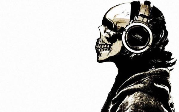 Vampire Skull Bottom Of Ocean Wallpaper - 1352173